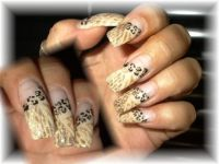 Tierprint Nageldesign