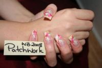 WB Patchwork Nageldesign