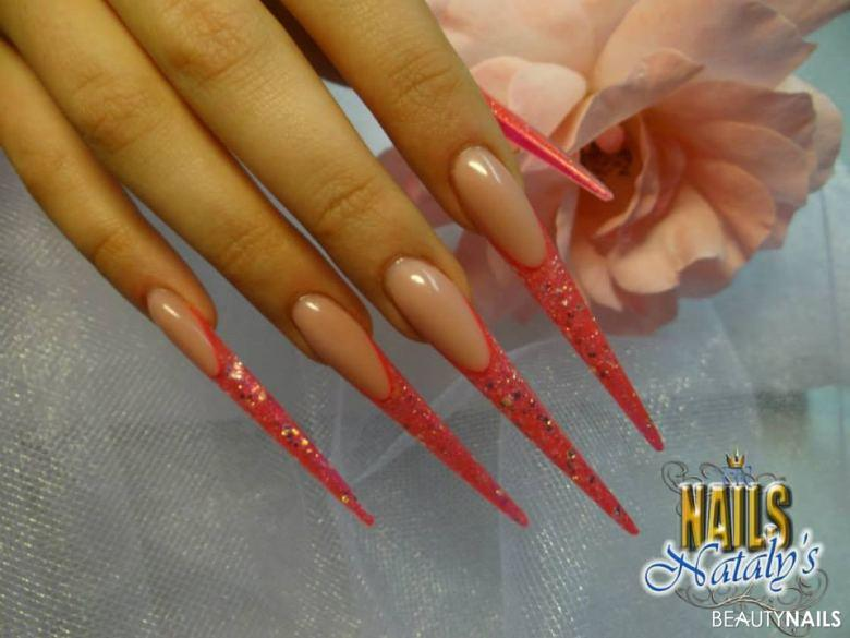 Stiletto Nails Entdecke 280 Stilettos Mit Nageldesign