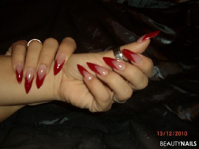 red edge Stilettos