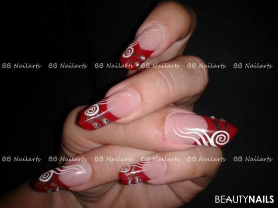 Red Edge II Stilettos
