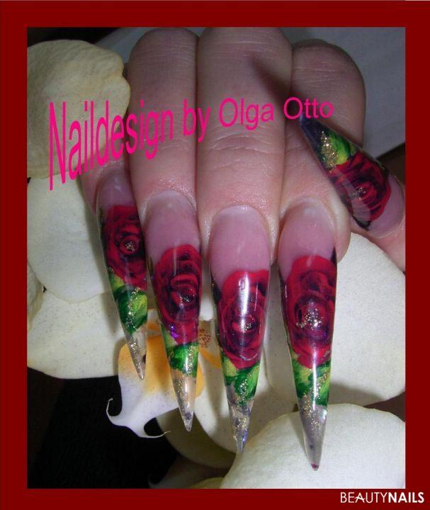 rosen Stilettos