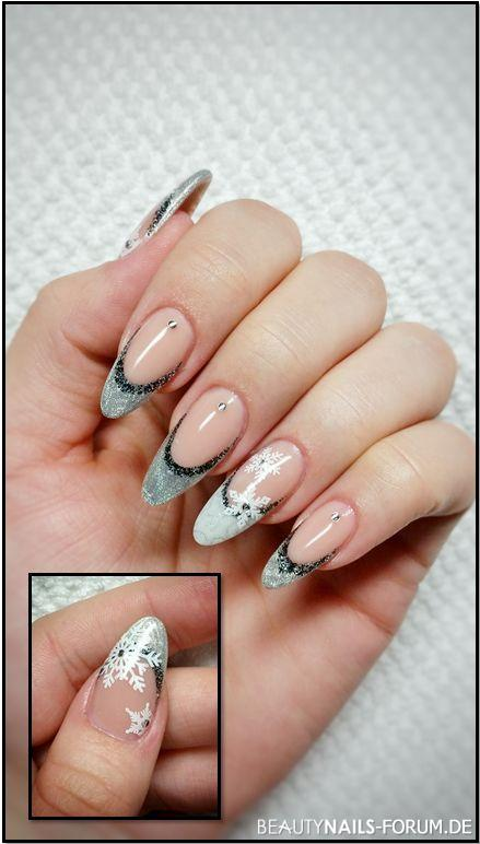 400 Winternagel Bilder 2018 Winter Nageldesign Weihnachtsnagel