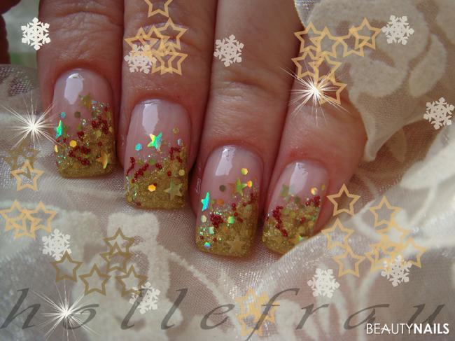 Weihnachten in rot/gold - 002