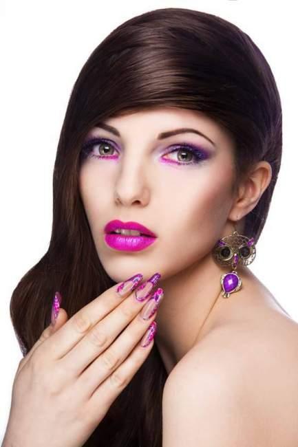 Model <b>Carolina Brachetti</b> CreaBliss Videoanleitung in Videos - 11_110
