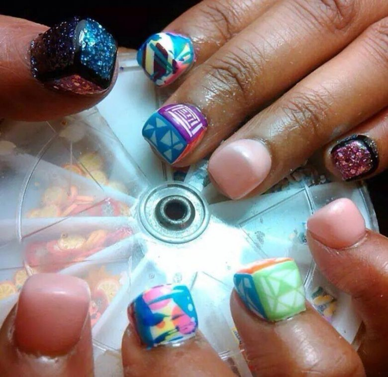 Bild Tube Nails Small Talk Plauderecke Offtopic