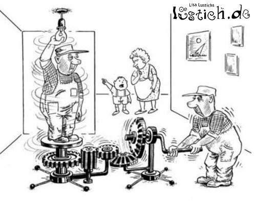 Bauarbeiter zeichnung  Bild bauarbeiter als manager einer arbeitet viele schauen zu - ICH ...