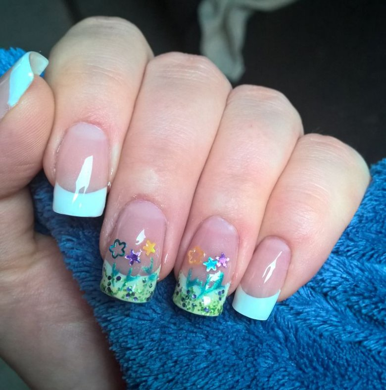 nails magazine nail salon techniques nail art business - 780×789