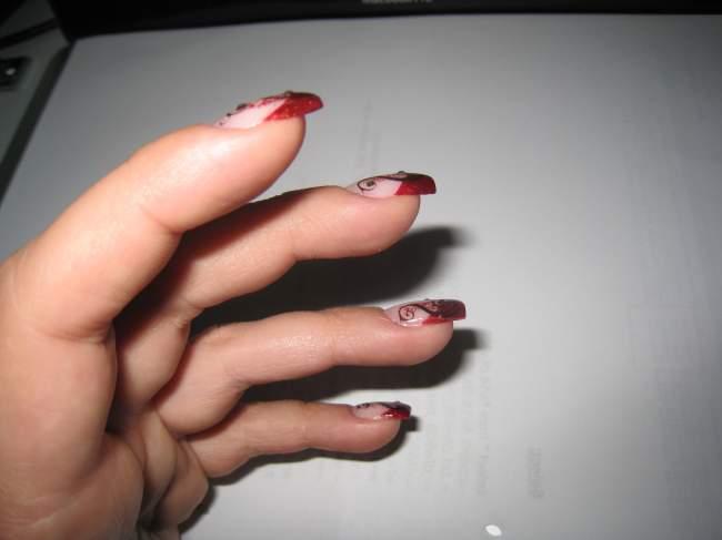 Bild Aufbau Finger Ohne Daumen Anfanger Nagelmodellagen