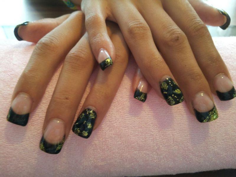 Bild Das sind die Nägel meiner Cousine - Nageldesign