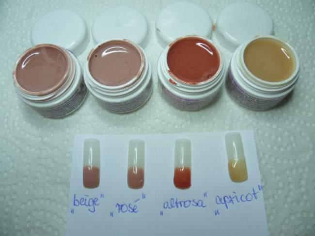 bild makeup gele online hut geln gel p1060349 kb beautynails. Black Bedroom Furniture Sets. Home Design Ideas