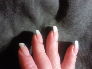 2. Acryl Modellage in Anfänger Nageldesign