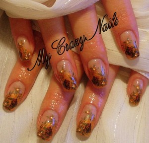 Step by Step Tiger Anleitung in Nageldesign & Modellage Anleitungen