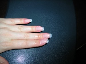 7. Modellage mit Acryl in Anfänger Nageldesign