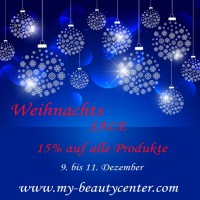 Sale Weihnachts SALE % bei My-BeautyCenter in Online-Shop