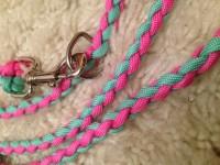 rosa-mint leine Suche Tester für Hundeleinen und -halsbänder in Haustiere