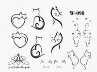 Cats Verlosung - Online-Shop Sticker Nageltattoos Steinchen in Online-Shop
