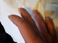 Seitenansicht Welche Form für die Nägel ? in Maniküre