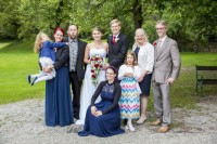 Familie Wir werden Heiraten ! in Small Talk