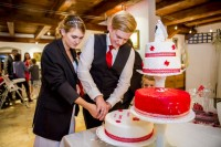Torte Wir werden Heiraten ! in Small Talk