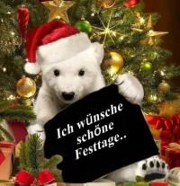 An alle hier im Forum  :) Frohe Weihnachten in Small Talk