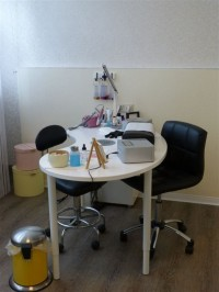 4 Mein neues Studio :) in Nagelstudio