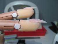 Seite beide Finger Nageldesign Übungen mit Natty in Anfänger Nageldesign