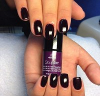 Dark Violett Alessandro Farbgel Dark Violet 045 Alternative? in Gelnägel