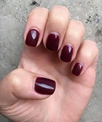 Links Sollte Shellac so aussehen? in Nagellack / UV