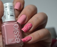 CandyCane Glam Nails Challenge in Nageldesign