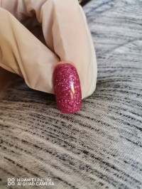 Draufsicht Nailtrainer Modellage Nummer 1 in Anfänger Nageldesign