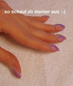 Step by Step bunter Schmetterling in Nageldesign & Modellage Anleitungen