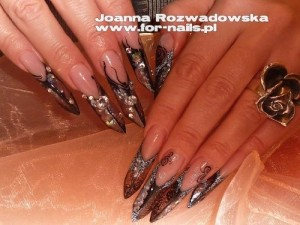 Workshop in Kiel 19-20 VI 2010 in Nailart Kurse