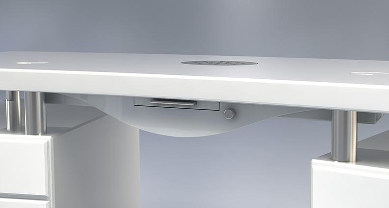 afinia staubabsaugung ndc 1000 nageltische. Black Bedroom Furniture Sets. Home Design Ideas